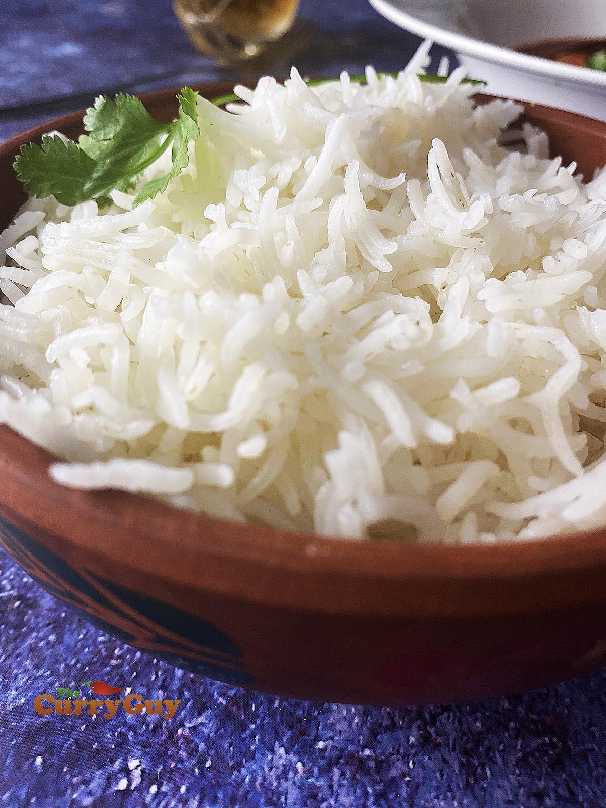 My Basmati rice recipe