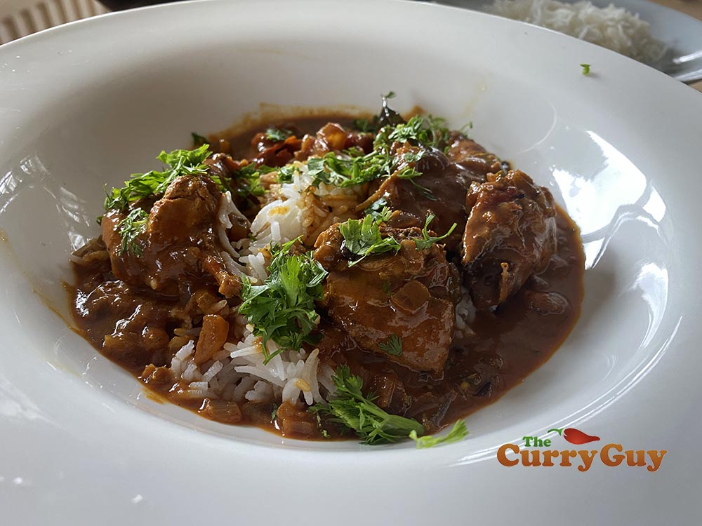 Partridge recipe for curry