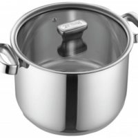 Zanussi heavy-duty pan