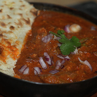 How To Make Restaurant Style Lamb Rogan Josh