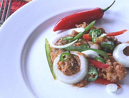 How To Make British Indian Restaurant (BIR) Prawn Jalfrezi