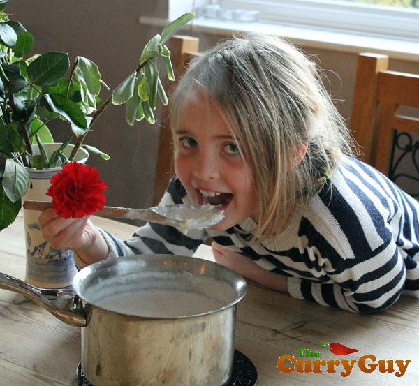 Jennifer loves rice pudding