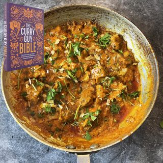 chicken chilli garlic curry