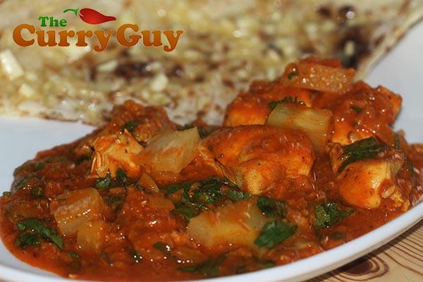 How To Make Chicken Dhansak