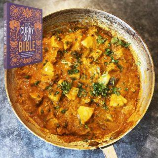 chicken dhansak curry