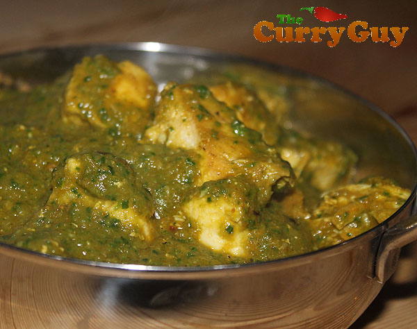 Chicken Saagwala Curry Recipe By The Curry Guy