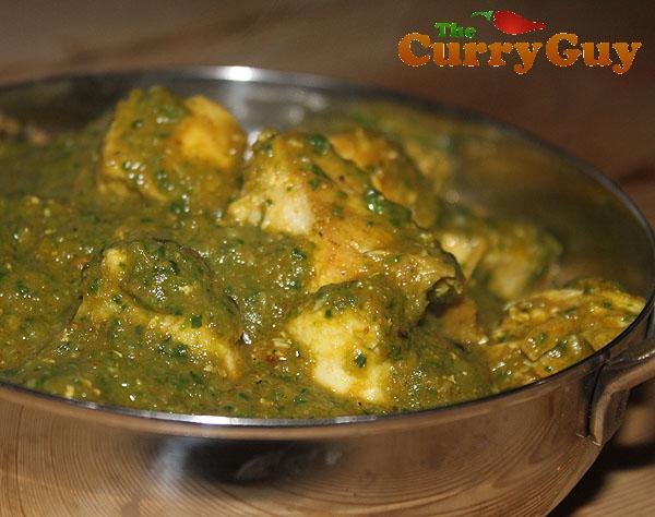 How To Make British Indian Restaurant Style Chicken Saagwala