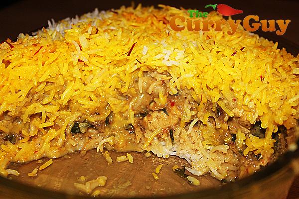 Chicken Biryani Recipe - Authentic Biryani Recipes by The Curry Guy