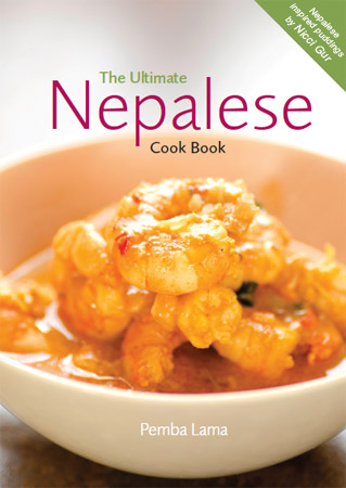 A Review Of The Ultimate Nepalese Cook Book By Pemba Lama