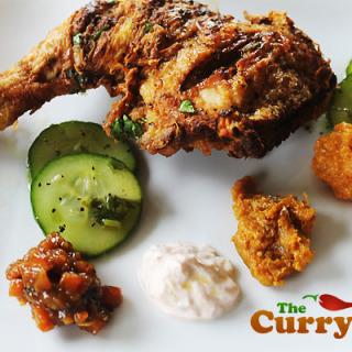 Spicy Indian Chicken
