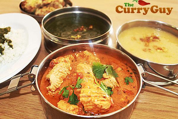 Turkey Curry With An Easy BIR Homemade Curry Sauce