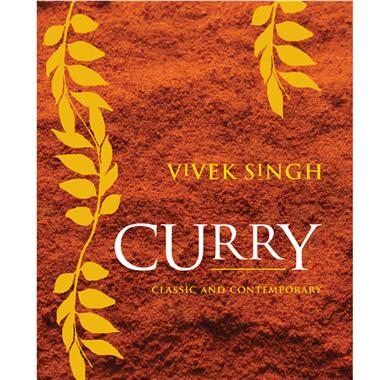 Book Review – CURRY – Classic and Contemporary By Vivek Singh