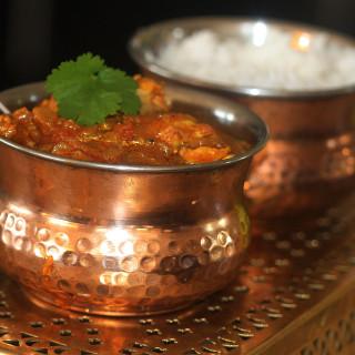 Easy Punjabi Chicken Curry