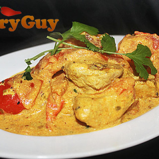 Boti Murgh Malai – A Creamy Chicken Curry From Bangladesh