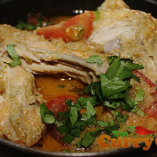 Chicken Wing Curry
