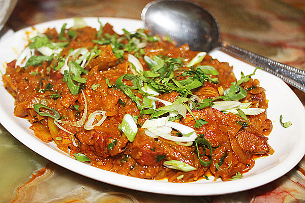 Indian Restaurant Curry Sauce Recipe