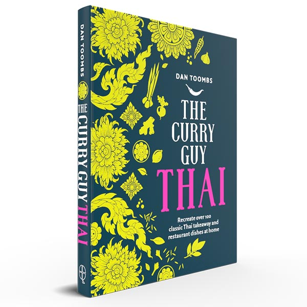 The Curry Guy Thai Cookbook
