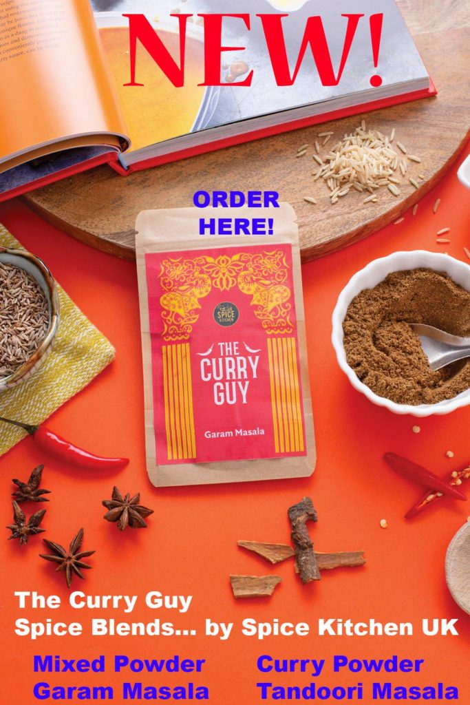 curry guy spices