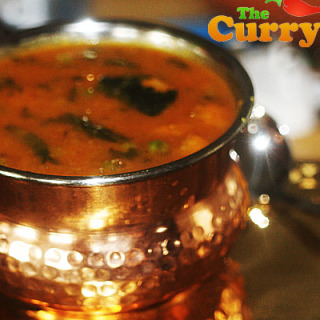 Sambar Soup Recipe