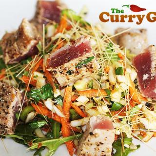Tuna coleslaw