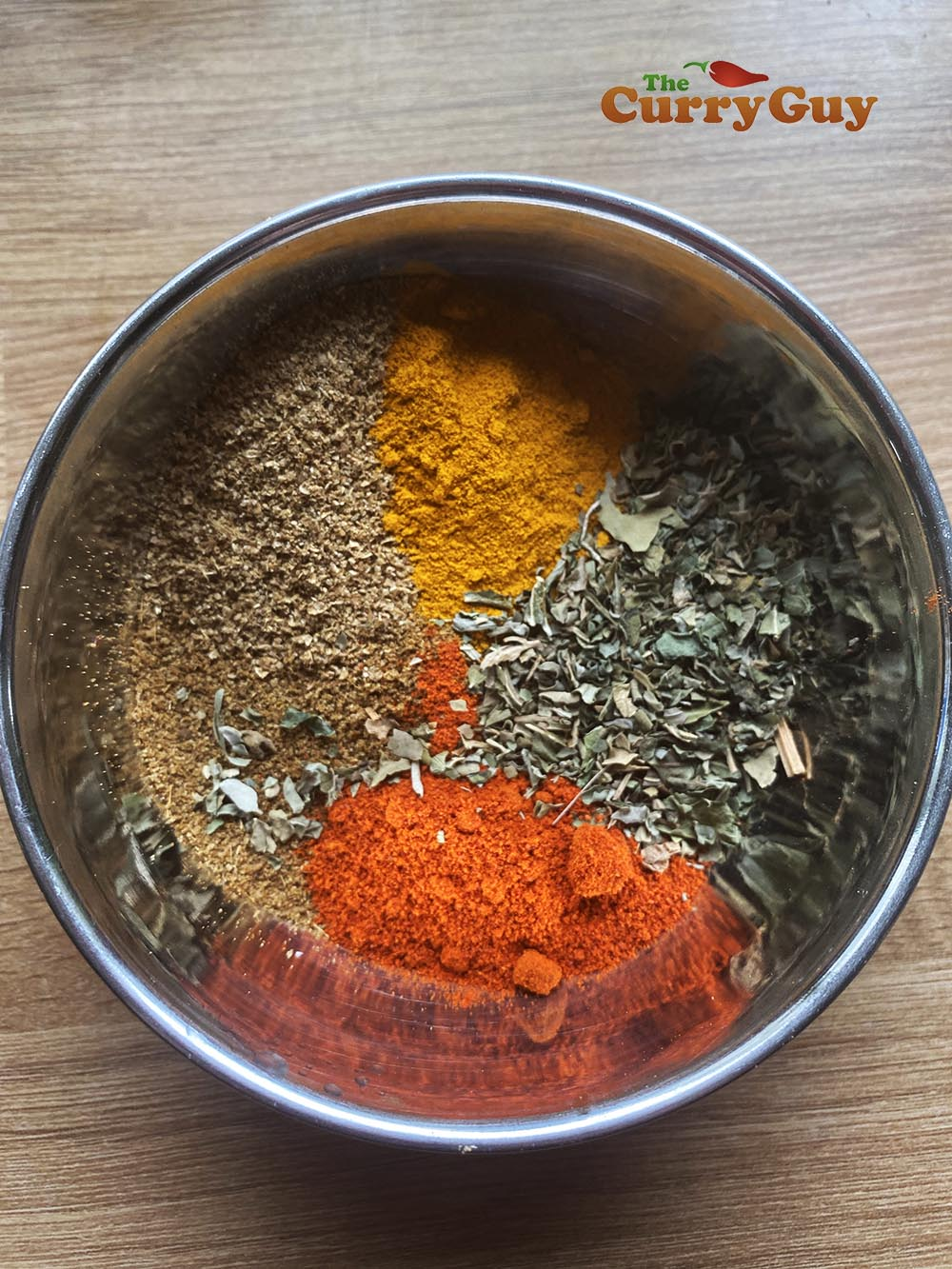Spices for second marinade