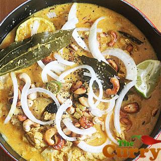 Mumbai Chicken Curry