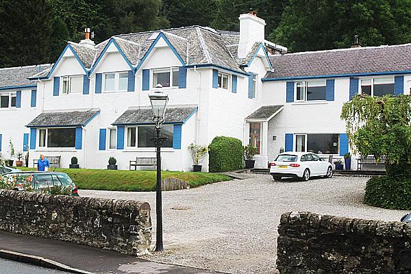 The Four Seasons Hotel, Lock Earn Scotland