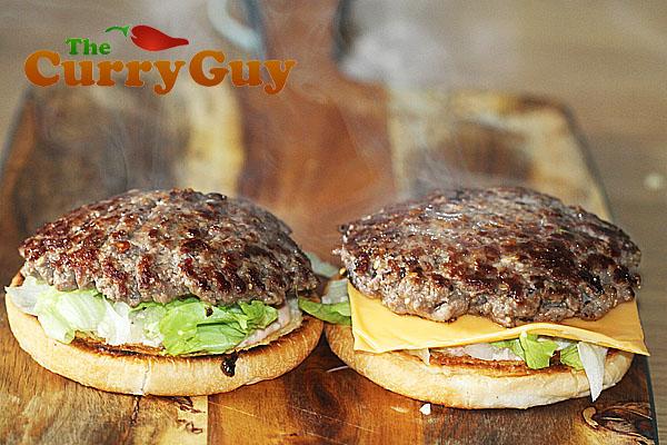 Mmmm! Burgers