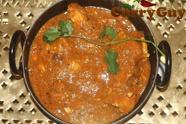 Chicken Tikka Masala Balti
