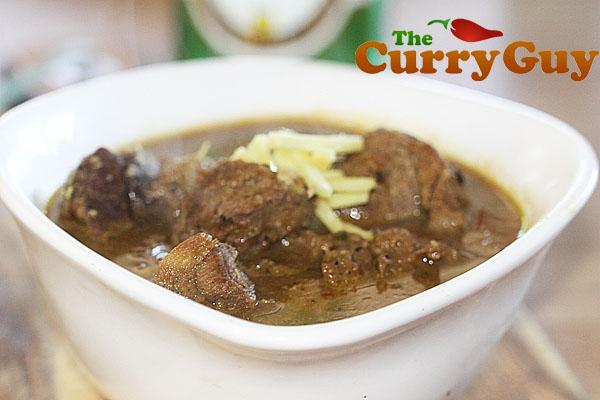 Goan Mutton Curry