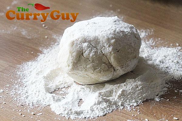 Dough for Mandarin Pancakes