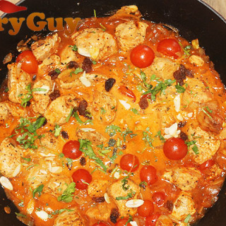 Peshawari Turkey Balti