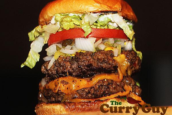 Homemade XL Fatburger