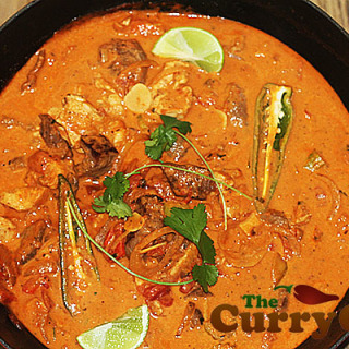 Special Balti Curry by The Curry Guy