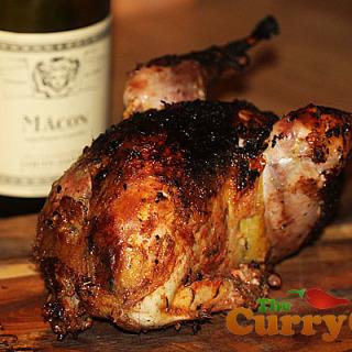 Tandoori Pheasant Roast