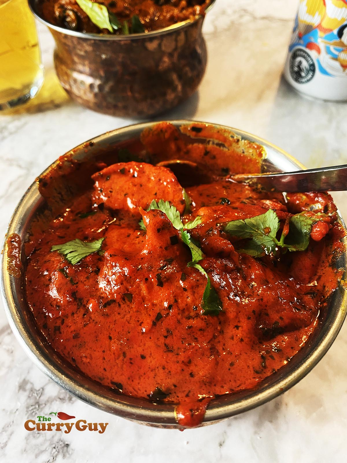 Chicken chasni curry