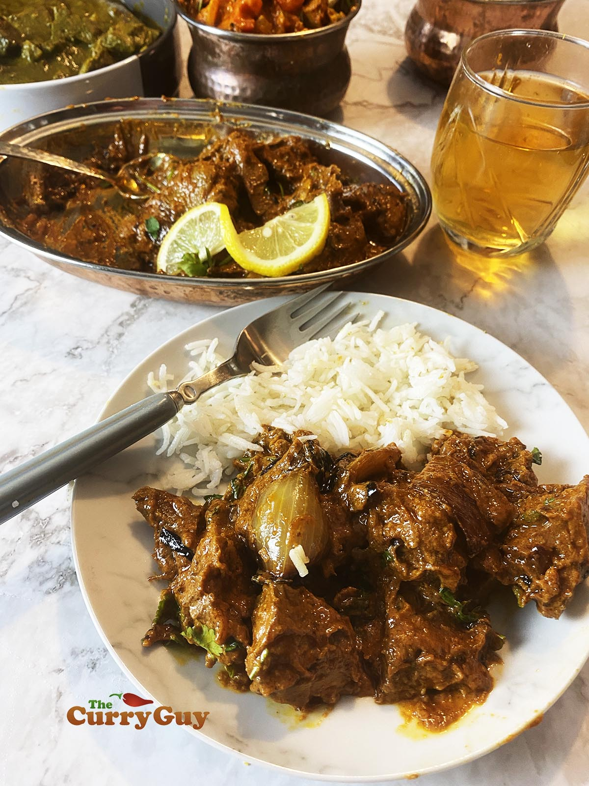 lamb dopiaza curry