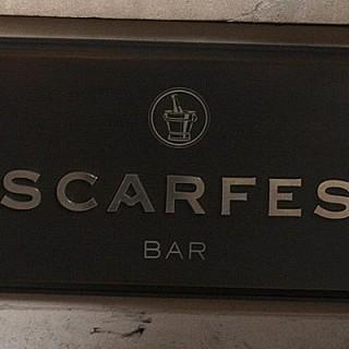 Scarfes Bar Sign
