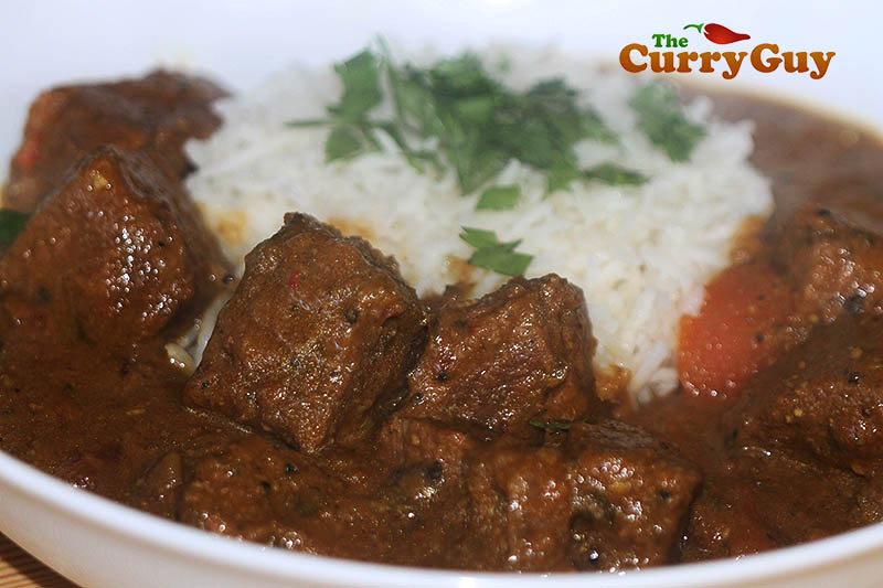 Goat Curry Recipe From Trinidad & Tobago | The Curry Guy