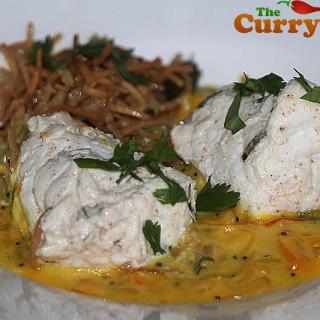 Coconut & Chilli Sauce For Fish