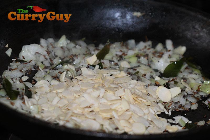 Stir fried Indian restaurant style cauliflower