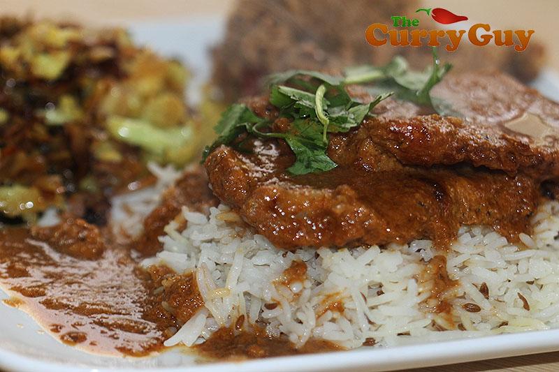 Sri Lankan Pork