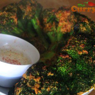 Garlic & Mustard Broccoli
