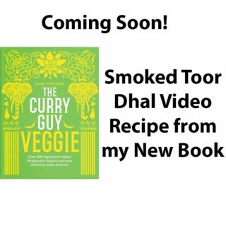 Video Recipes – Smoked Toor Dhal Samosas