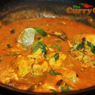 Low Fat Chicken Ceylon
