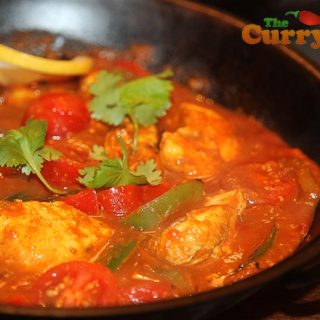 Low Fat Chicken Jalfrezi