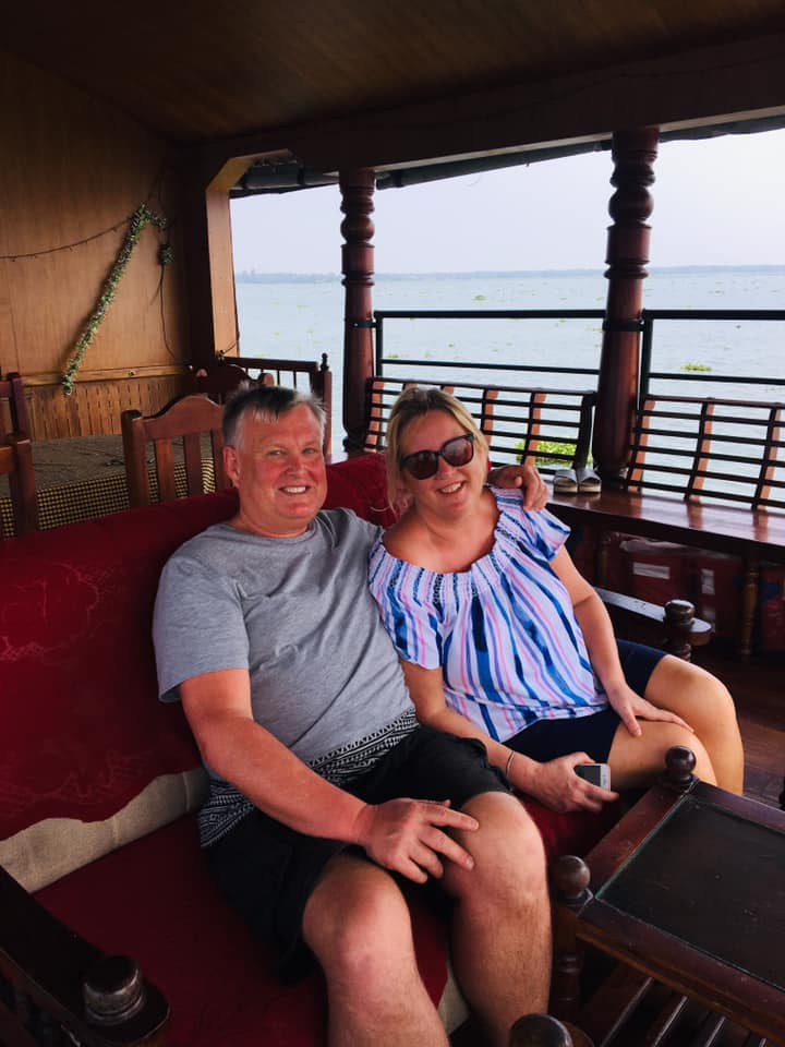 Keralan backwaters cruise