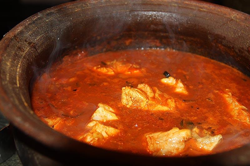 MULAGITTATHU Fish Curry