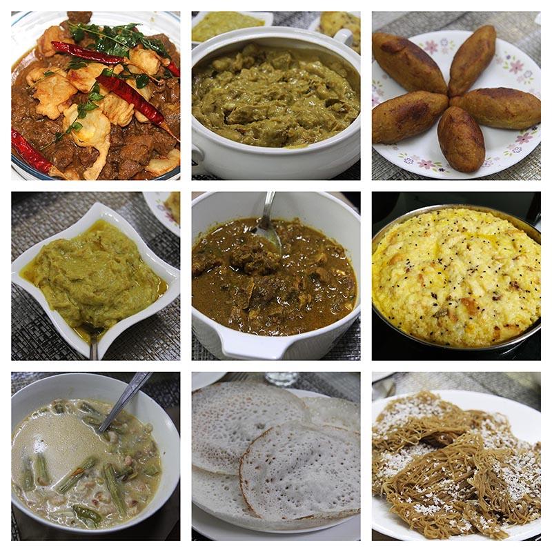 Breakfast in Kerala