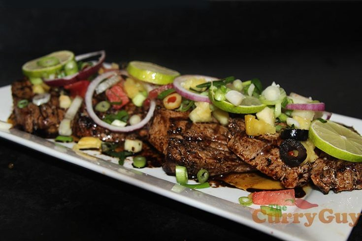 Keralan Tuna steaks